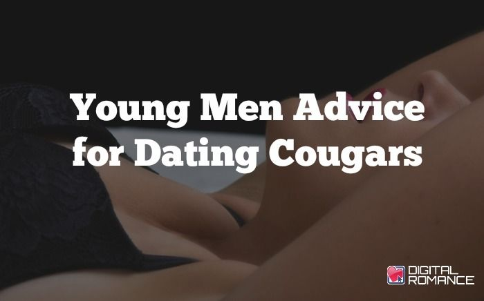 Young Men Advice for Dating Cougars - Allana Pratt gives some great advice about the important questions for younger men to ask if they are dating older women. #datingadviceformen #datingcougars #datingolderwomen