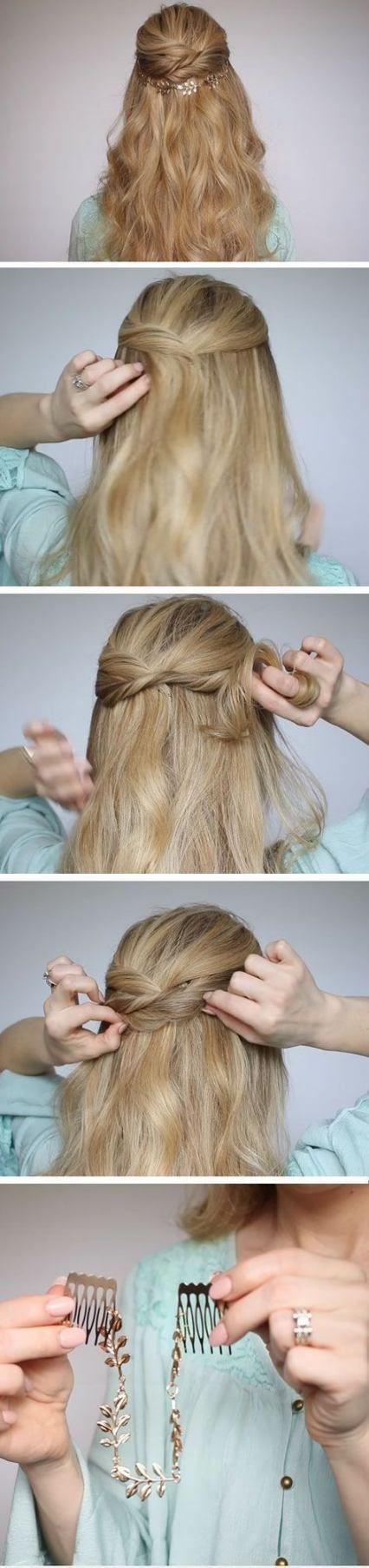 Frisuren Pferdeschwanz Easy 39 Ideen – ❤️ Hairstyles