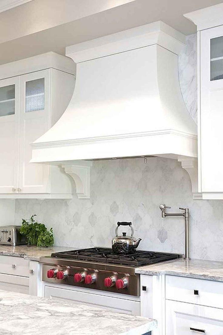 05 Amazing White Kitchen Backsplash Ideas - Decoradeas in ...