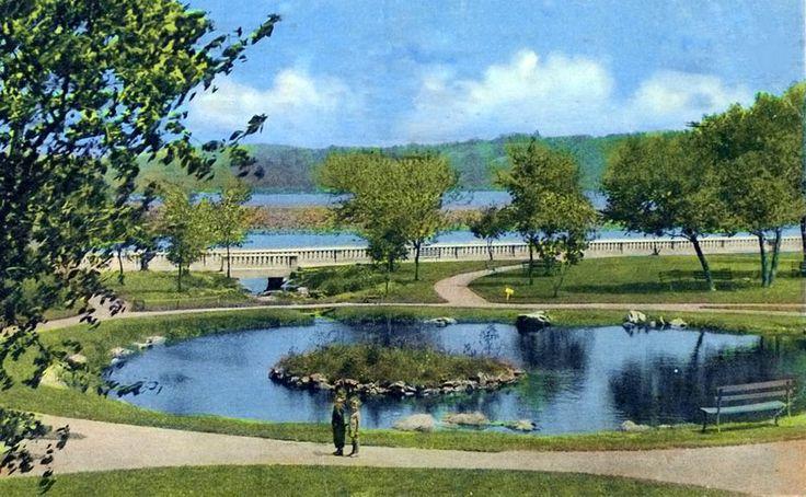 Parc St.Maurice, Shawinigan Falls by J-Bellemare on DeviantArt