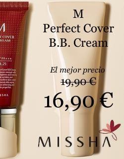 Missha opina que el cuidado de la piel no debería ser un lujo. Con este principio, Missha auna técnología de última generación con elementos de la naturaleza para producir una cosmética de la más alta calidad a precios razonables.