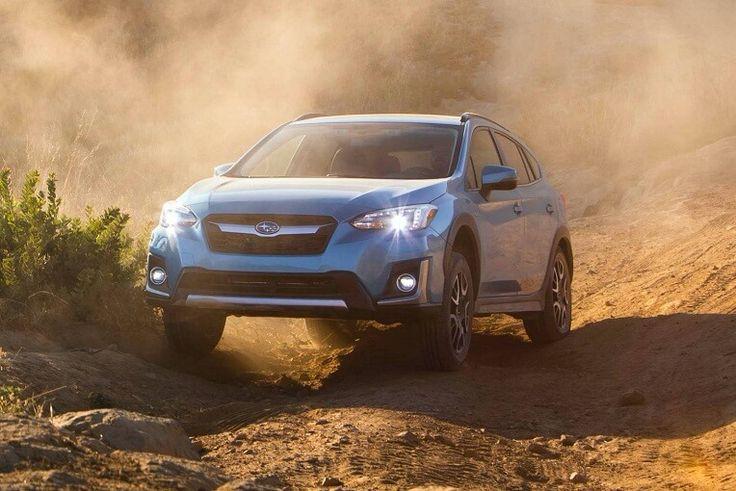 2020 Subaru Crosstrek Hybrid is a not too bad pick in the