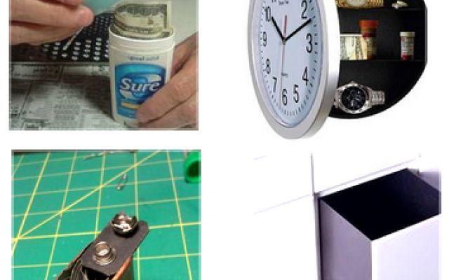 Oltre 1000 idee su nascondere i soldi su pinterest prepararsi per le emergenze life hacks e soldi - Nascondere soldi in casa ...