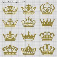 Крестики без ноликов.: Корону кому? Кому корону? )