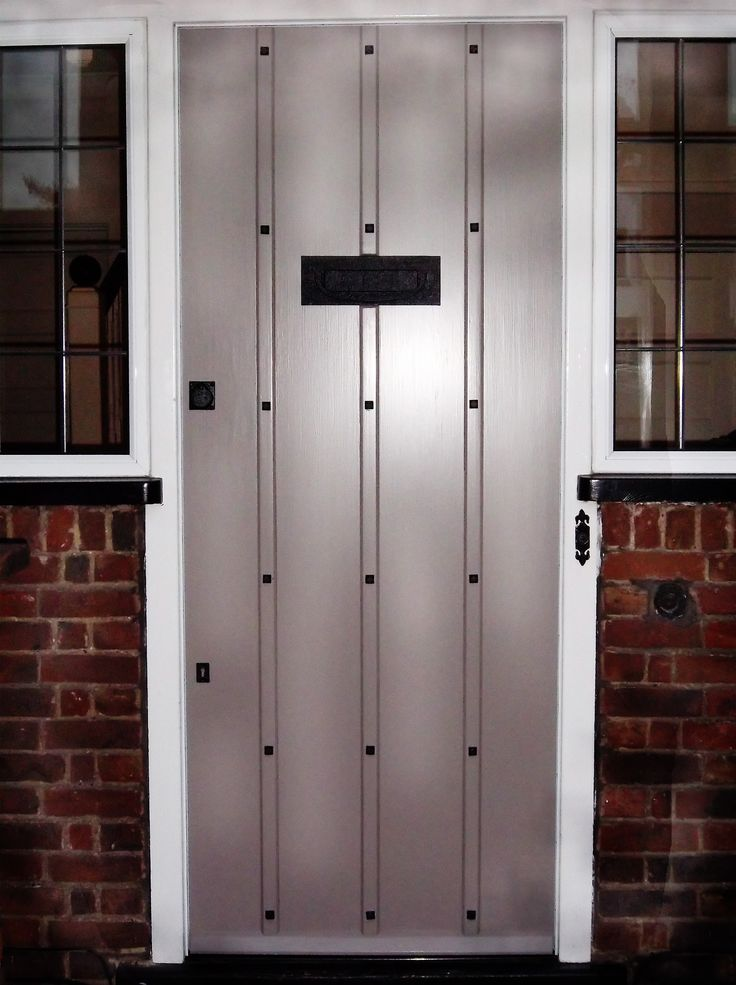31 best images about bespoke wooden doors on pinterest for Wooden front doors fitted