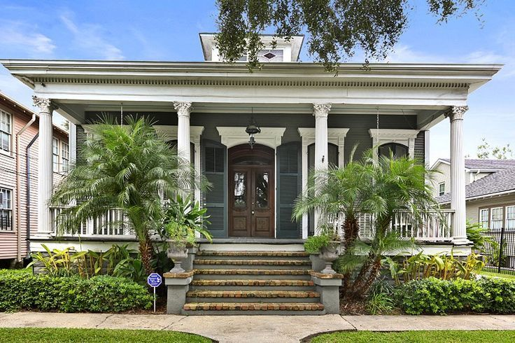 raised creole cottage house - Google Search                                                                                                                                                                                 More