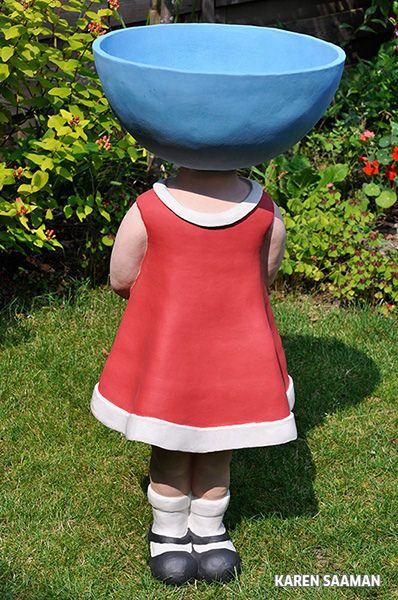 Ceramic Doll, by Karen Saaman