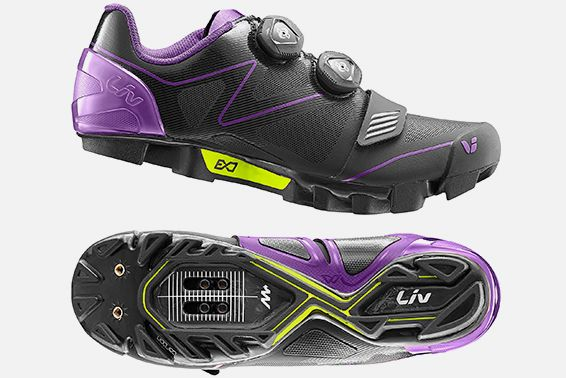 Giant/Liv Tesca http://www.bicycling.com/bikes-gear/previews/16-for-2016-the-best-new-cycling-shoes-of-2016/slide/4  I love these!