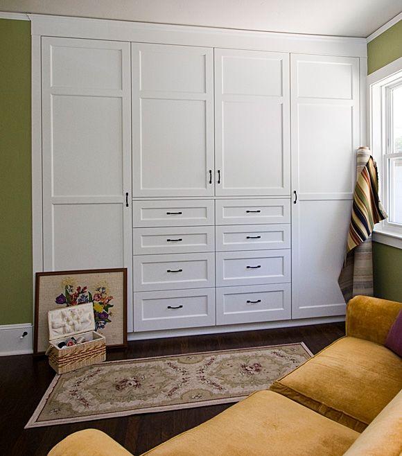 35 Images Of Wardrobe Designs For Bedrooms: 35 Best Master Closet/built-in Images On Pinterest