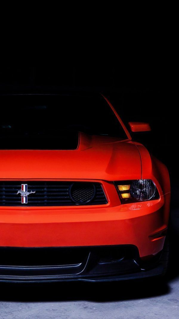 Mustang Muscle This Has Got To Be The Most Iconic And Best