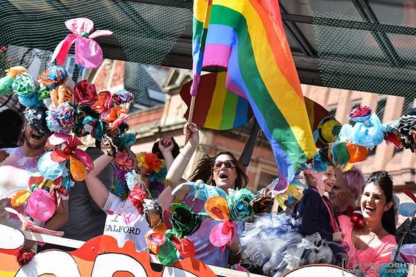 The 29 Best Moments Of Manchester Pride 2014  Try the #Manchester #Quiz