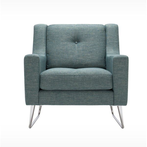 You Ll Love The Elise Armchair At Wayfair Great Deals On All Furniture Products With Free Shipping On M Upholstered Chairs Contemporary Accent Chair Armchair