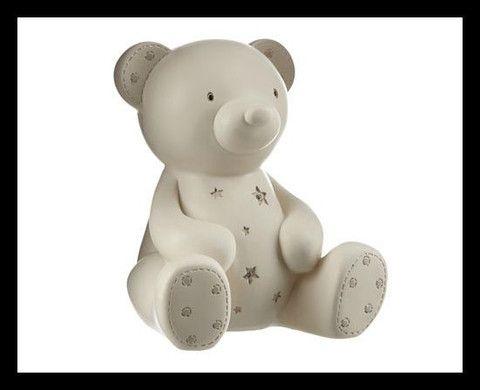Teddy Bear Coin Bank