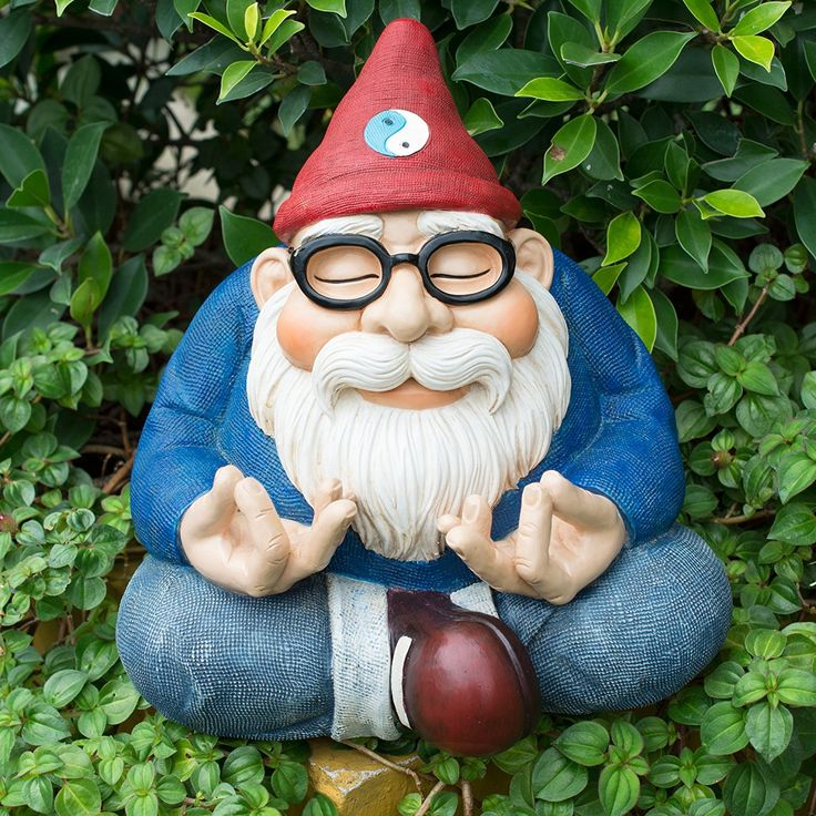 Funny Garden Gnomes: 2352 Best Gnomes Images On Pinterest