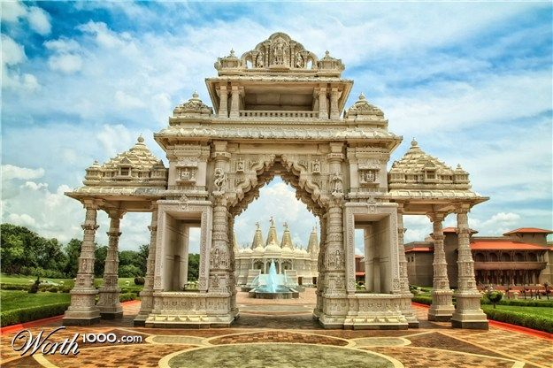 Pearly Gate Temple