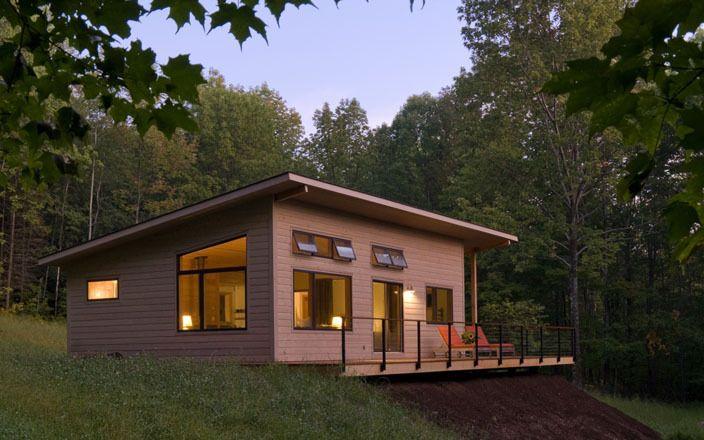 Joan Heaton Architects Vermont | Tiny House | Pinterest | Dome
