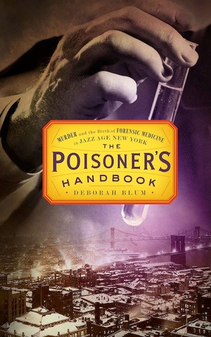 During the Jazz Age, who could tell if a person had died from poison, or something natural? Actually, scientists could. The book weaves brilliantly between tales of famous murders and the lives of two men who were about to invent forensic science.