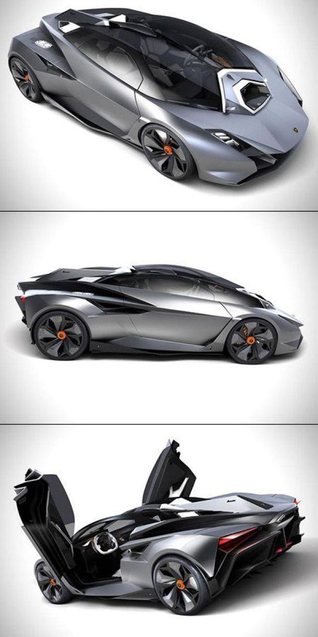 Concept cars porsche