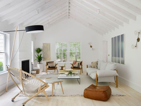 A RENOVATED HAMPTONS HOME WITH A SCANDINAVIAN VIBE | THE STYLE FILES