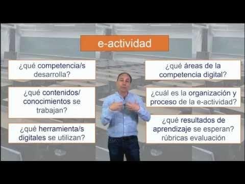 Vídeo 3.2. Enseñar la competencia digital en el aula - Ideas clave - YouTube