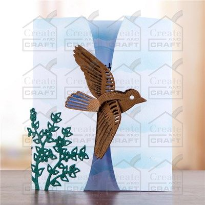 Create and Craft Couture The Songbird Collection (335004) | Create and Craft