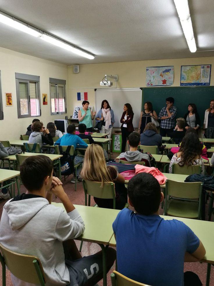Getafe mantiene ratios muy altas en todos los niveles educativos del municipio, tanto de la ESO, como de Bachillerato y en Formación Profesional.
