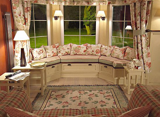 British Stoves Interiors - Wohnraum 1