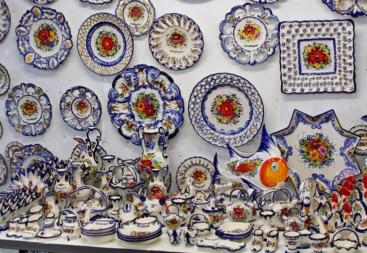 Artesanato Jornal ~ 444 best images about Portugal Cer u00e2mica& Porcelana Portuguese Ceramic& Porcelain on
