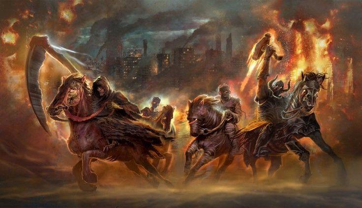 4 Horsemen (4K, 3D, DTS, 5.1)