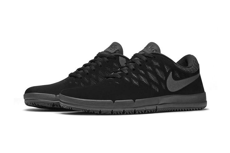 Nike Free SB: Monochromatic Black