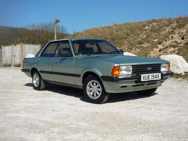 1982 Ford Cortina Mk 5