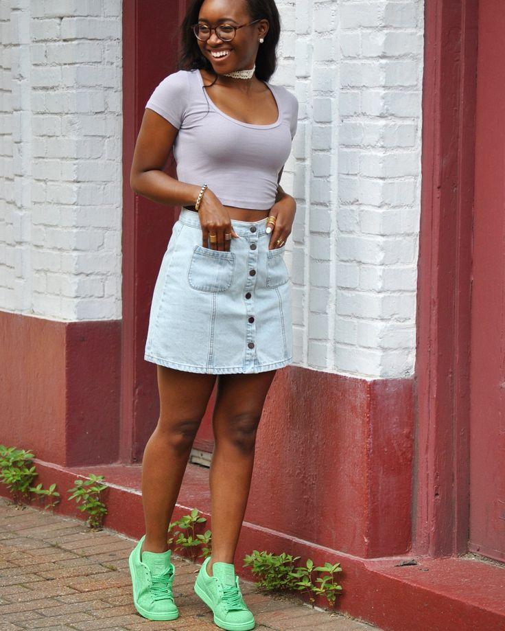 Black Girls Killing It Be: The 21 Best Black Girls Fashionista Images On Pinterest