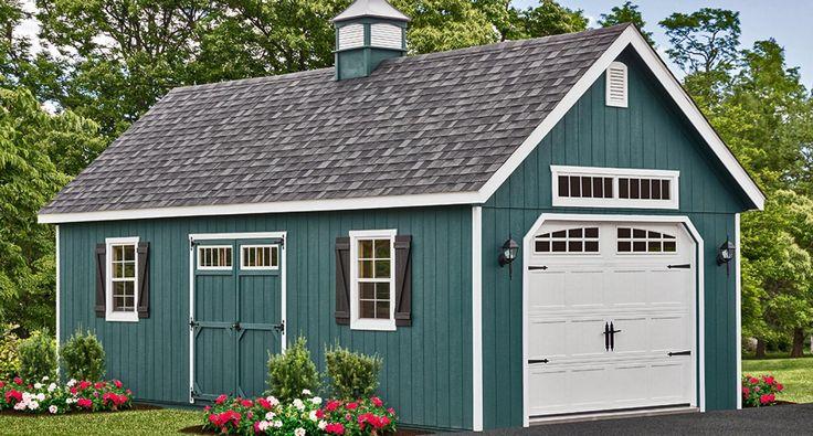 25 best ideas about prefab garage kits on pinterest for Modular garage addition