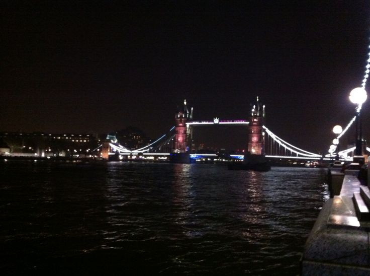 Tower bridge - London baby