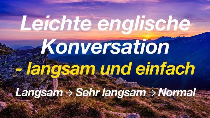 Langsam Englisch