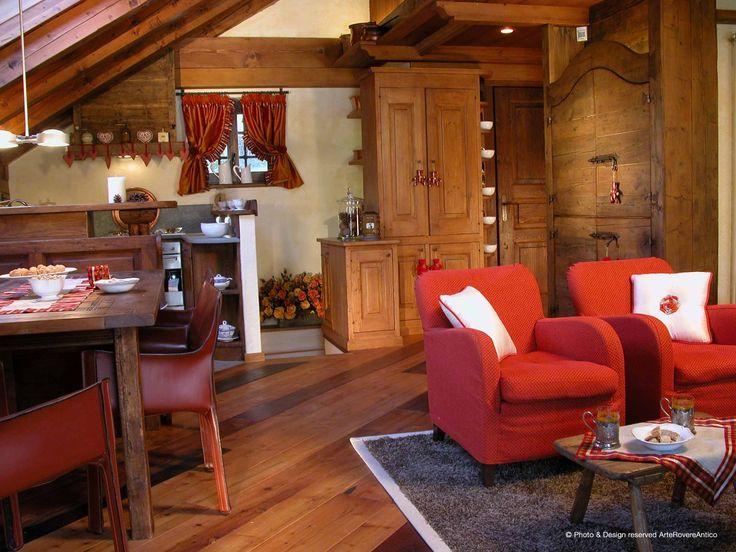 7 migliori immagini casa chez soi courmayeur italy su for Progetti d interni