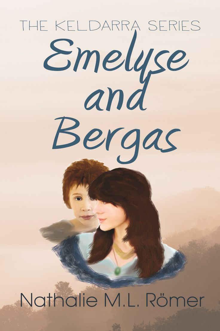 Emelyse and Bergas (The Keldarra Series)  The book contains two stories, each character-driven and which are companion stories to the main series The Wolf Riders of Keldarra.