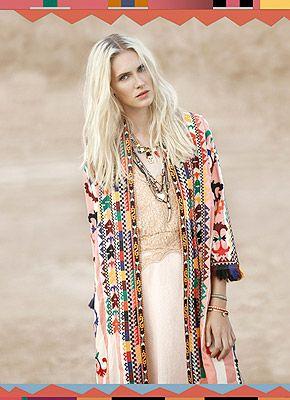 Rapsodia argentina campa a summer 14 moda pinterest - Moda boho chic ...