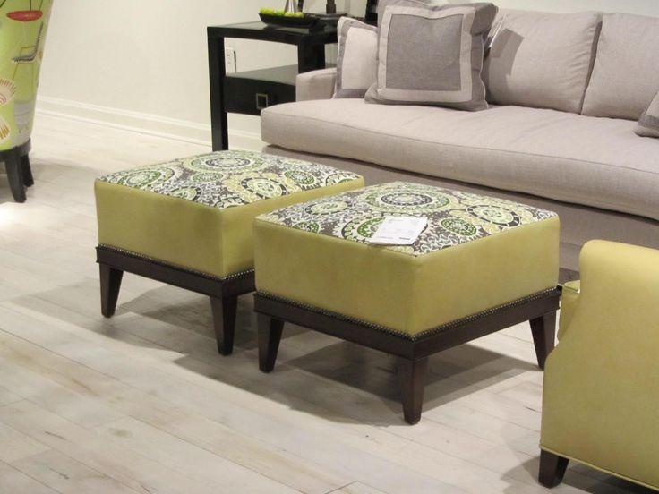 Best 25+ Upholstered ottoman ideas on Pinterest | Diy ...