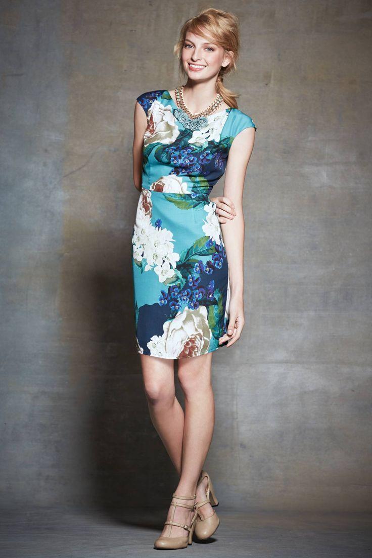Malmaison Petite Dress - anthropologie.com #AnthroFave