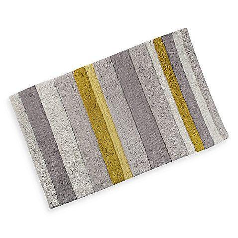 Best Bathroom Images On Pinterest Bath Rugs Bathroom Ideas - Gray and yellow bathroom rugs for bathroom decor ideas