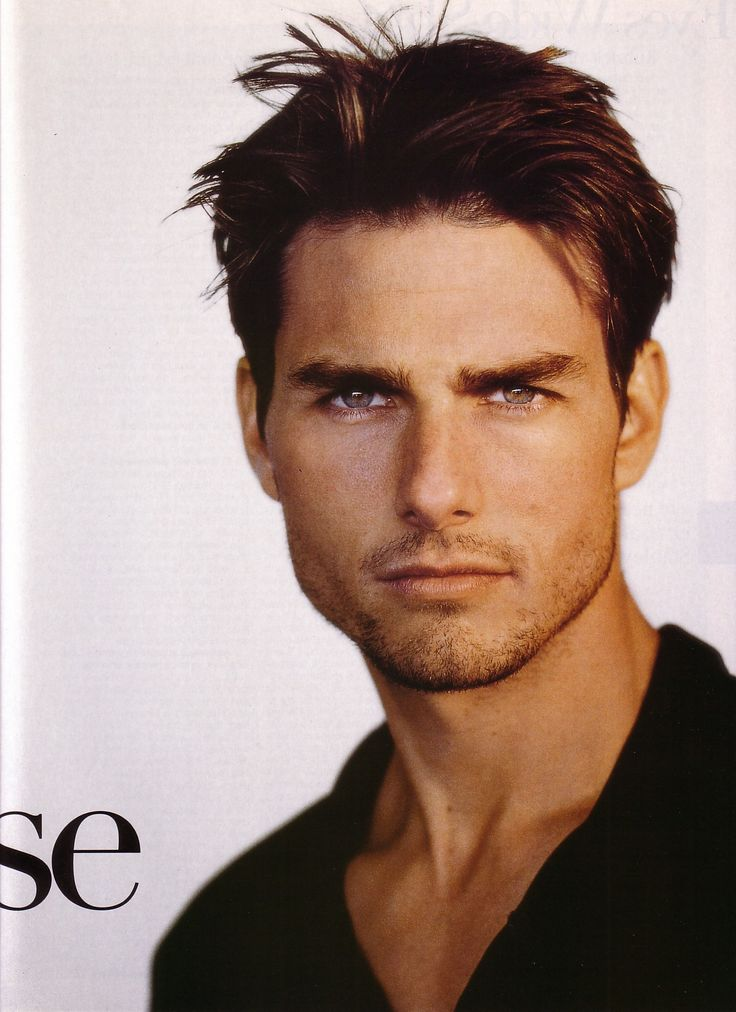 Tom Cruise... I'm gonna say second sexiest man alive;) right behind Kenny chesneyyyyy