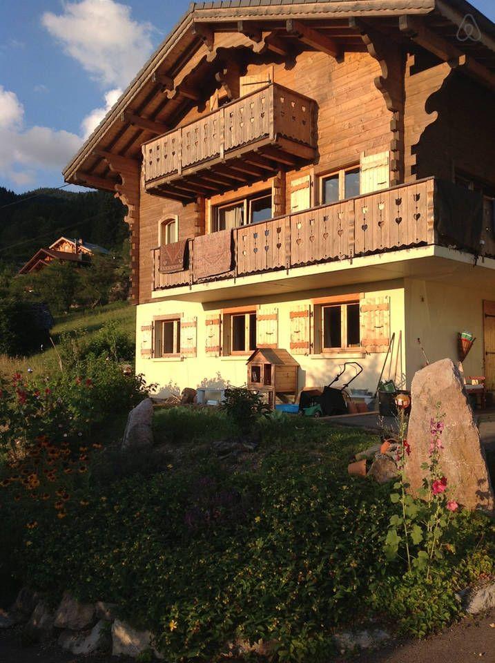 Holiday rental in Vacheresse