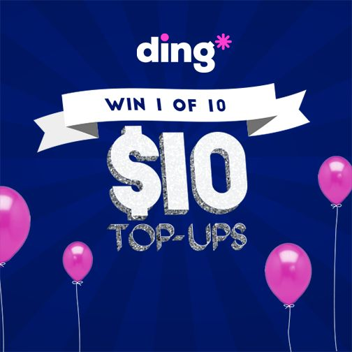 Will you be our 100th Millionth top-up? We will be delivering our 100,000,000 top-up sometime this week and to celebrate, we are flying the sender home! As a bonus, we have 10 x $10 USD top-ups to give away daily! Follow the link and leave a comment on our Facebook page for your chance to win!