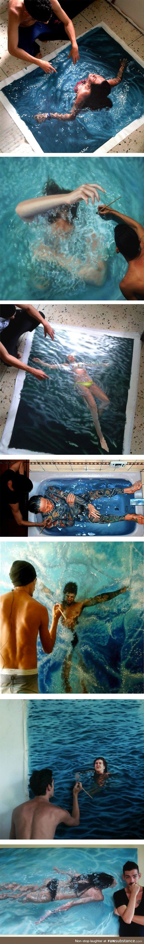 Gorgeous Hyperrealistic Drawing Ideas On Pinterest Drawing - Hyper realistic paintings nunez