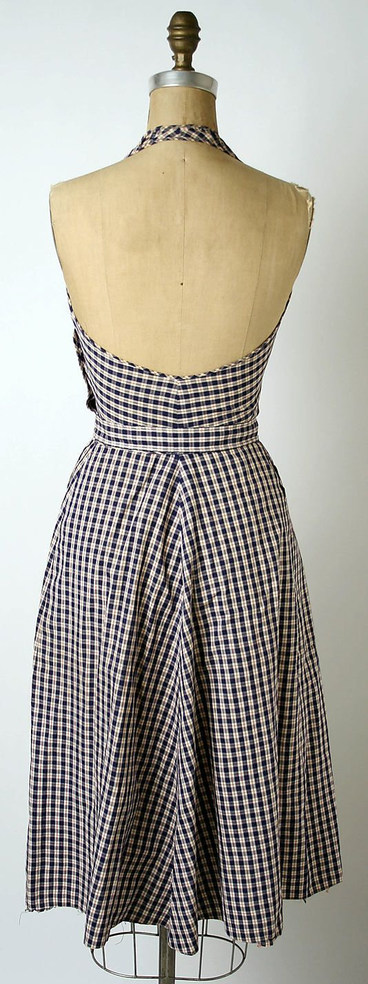 Claire McCardell Sundress