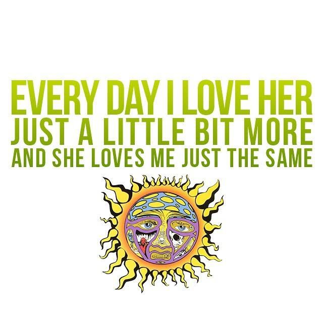 Sublime lyric