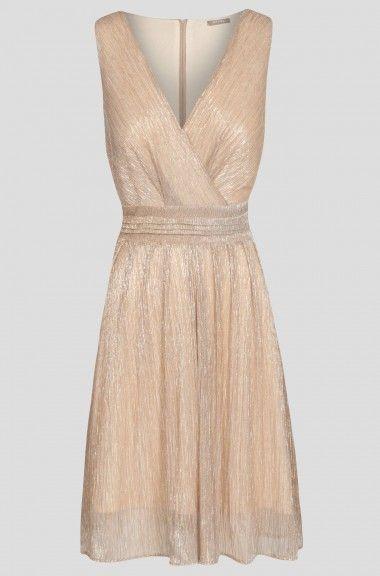 Rochie stilată fit&flare cu pliuri | ORSAY