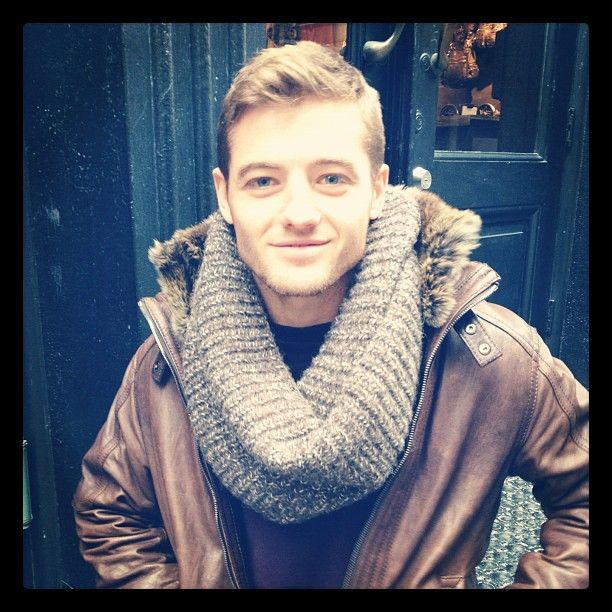 Robbie Rogers, Soccer Fashionista, Takes Manhattan - December 18, 2011  - Read more: http://www.thedenimkit.com/tag/robbie-rogers/