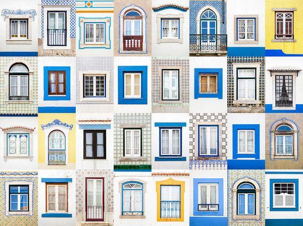 Фотограф путешествует по миру, делая снимки красивых дверей и окон Фото, фотограф, путешествия, дверь, архитектура, коллаж, Andre Vicente Goncalves, длиннопост